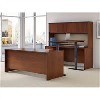 Series C Elite Ergonomic U Shaped Desk