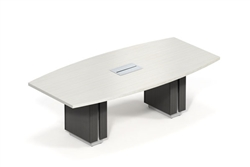 Global Zira powered conference table